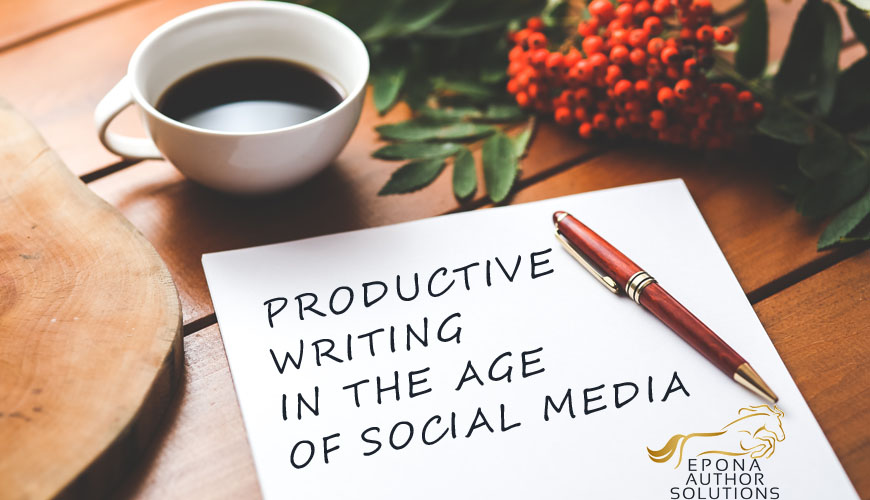 Productive Writing In The Age of Social Media