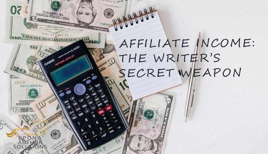 affiliate income