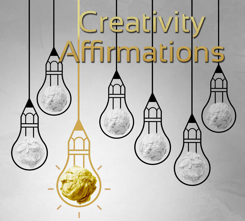 Creativity Affirmation For Week of July 5